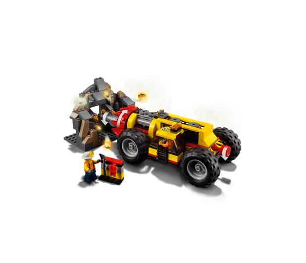 LEGO City Ciężkie wiertło górnicze - 394062 - zdjęcie 4