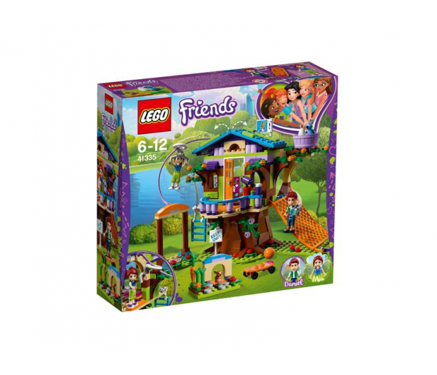 LEGO Friends Domek na drzewie Mii - 395127 - zdjęcie