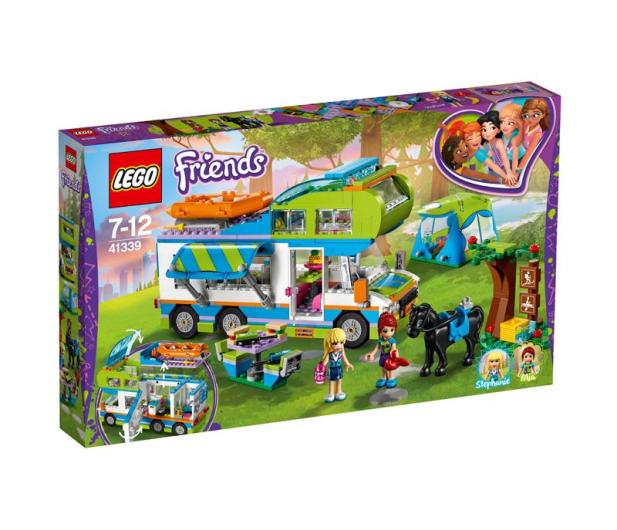 LEGO Friends Samochód kempingowy Mii - 395130 - zdjęcie