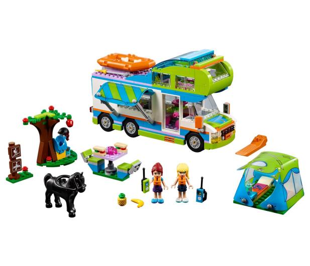 LEGO Friends Samochód kempingowy Mii - 395130 - zdjęcie 2