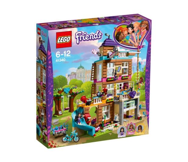 LEGO Friends Dom przyjaźni - 395131 - zdjęcie