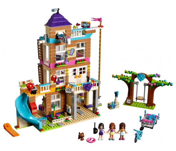 LEGO Friends Dom przyjaźni - 395131 - zdjęcie 2