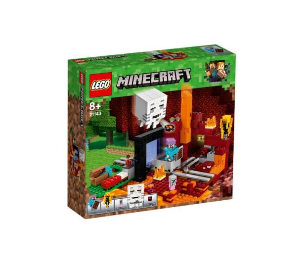 LEGO Minecraft Portal do Netheru - 395137 - zdjęcie