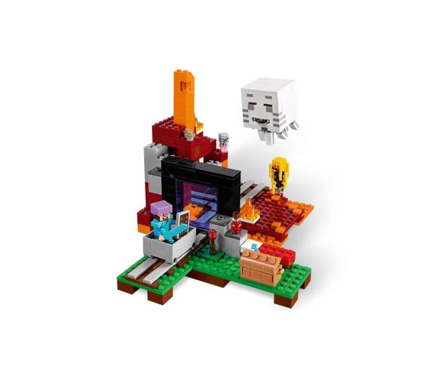 LEGO Minecraft Portal do Netheru - 395137 - zdjęcie 4