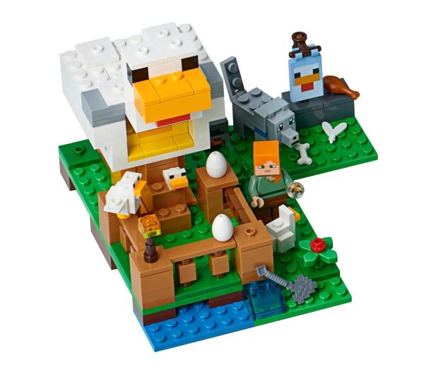 LEGO Minecraft Kurnik - 395134 - zdjęcie 2