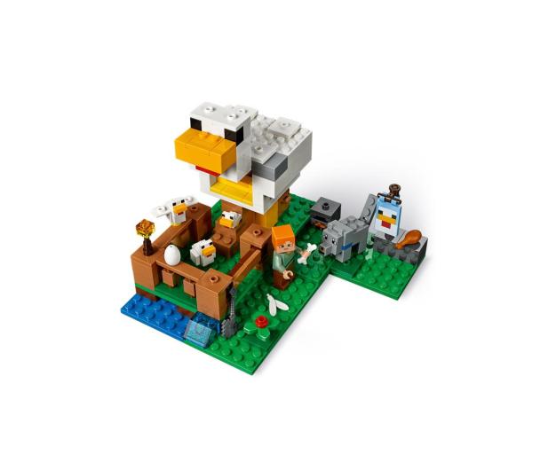 LEGO Minecraft Kurnik - 395134 - zdjęcie 3