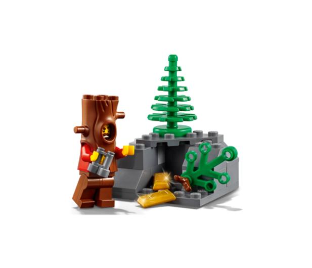 LEGO City Górski posterunek policji - 394052 - zdjęcie 4