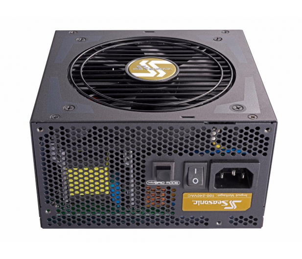 Seasonic Focus Plus 750W 80 Plus Gold - 399232 - zdjęcie 2