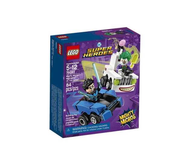 LEGO DC Comics Super Heroes Nightwing vs. The Joker - 395182 - zdjęcie