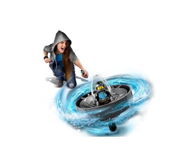LEGO NINJAGO Nya — mistrzyni Spinjitzu - 395146 - zdjęcie 3