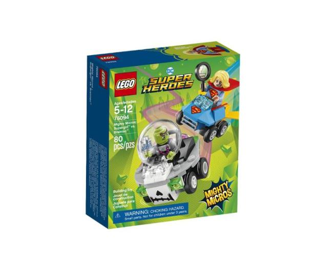 LEGO DC Comics Super Heroes Supergirl vs. Brainiac - 395183 - zdjęcie