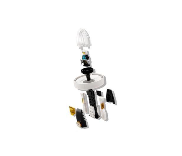 LEGO NINJAGO Zane — mistrz Spinjitzu - 395148 - zdjęcie 4