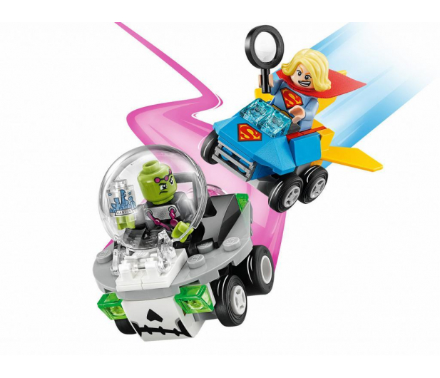 LEGO DC Comics Super Heroes Supergirl vs. Brainiac - 395183 - zdjęcie 4