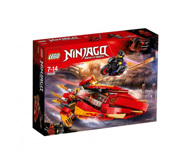 LEGO NINJAGO Katana V11 - 395150 - zdjęcie