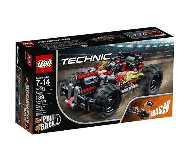 LEGO Technic Czerwona wyścigówka - 395191 - zdjęcie