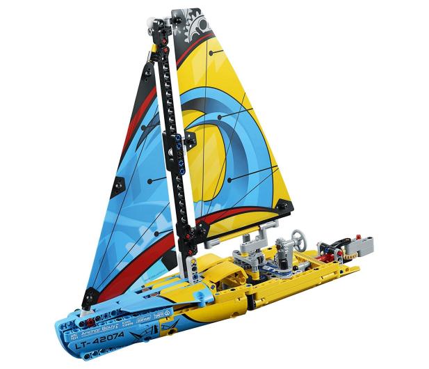 LEGO Technic Jacht wyścigowy - 395192 - zdjęcie 2