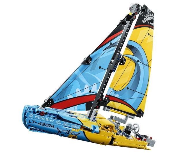 LEGO Technic Jacht wyścigowy - 395192 - zdjęcie 3