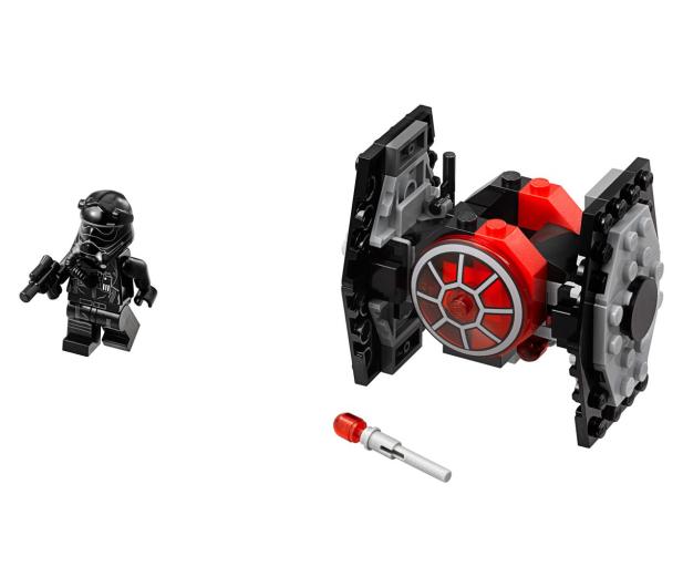 LEGO Star Wars Myśliwiec TIE Najwyższego porządku - 395163 - zdjęcie 2
