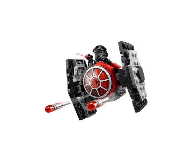 LEGO Star Wars Myśliwiec TIE Najwyższego porządku - 395163 - zdjęcie 3