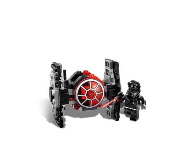 LEGO Star Wars Myśliwiec TIE Najwyższego porządku - 395163 - zdjęcie 4