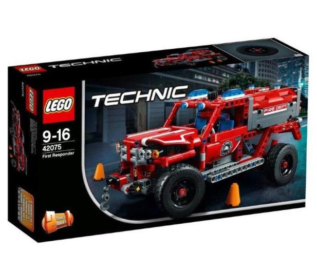 LEGO Technic Pojazd szybkiego reagowania - 395193 - zdjęcie