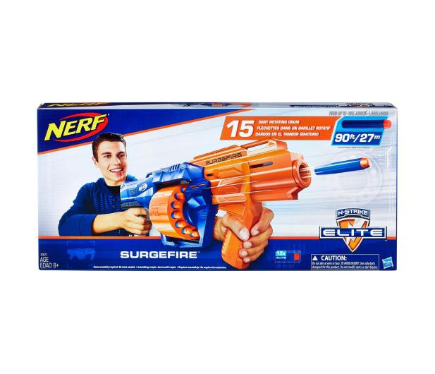 NERF N-Strike Elite Surgefire - 399648 - zdjęcie 3
