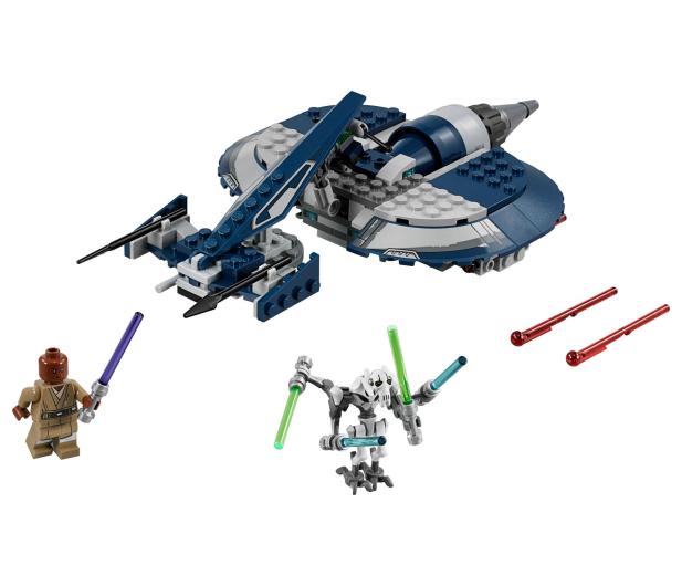 LEGO Star Wars Ścigacz bojowy generała Grievousa - 395171 - zdjęcie 2