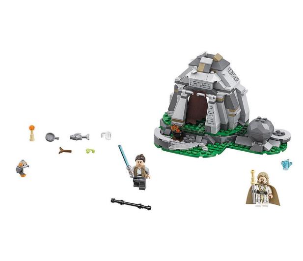 LEGO Star Wars Szkolenie na wyspie Ahch-To - 395172 - zdjęcie 2