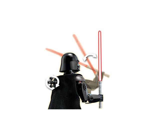 LEGO Star Wars Darth Vader - 395176 - zdjęcie 5