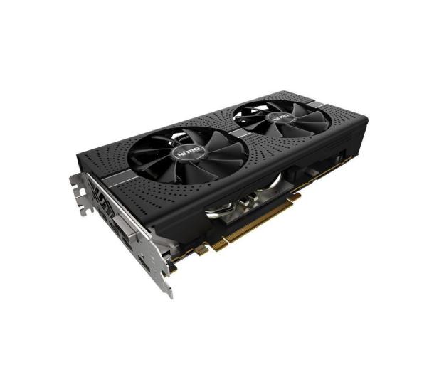 Sapphire Radeon RX 580 NITRO+ 8GB GDDR5 - 398043 - zdjęcie 2