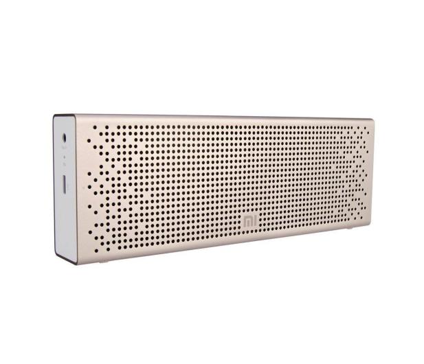 Xiaomi Mi Bluetooth Speaker (złoty) - 362882 - zdjęcie 3