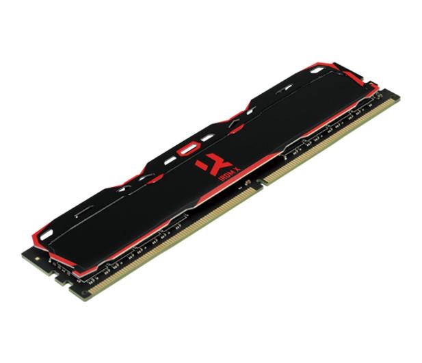 GOODRAM 8GB (1x8GB) 2666MHz CL16 IRDM X Black  - 395490 - zdjęcie 2