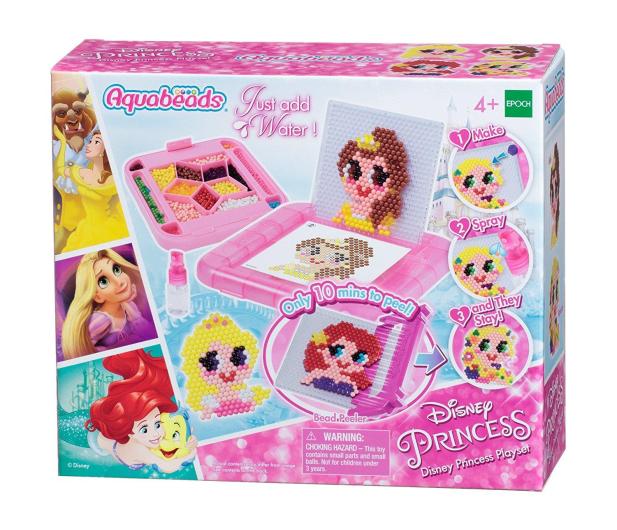 Aquabeads Disney Princess Zestaw Księżniczki 30228 - 344989 - zdjęcie 1