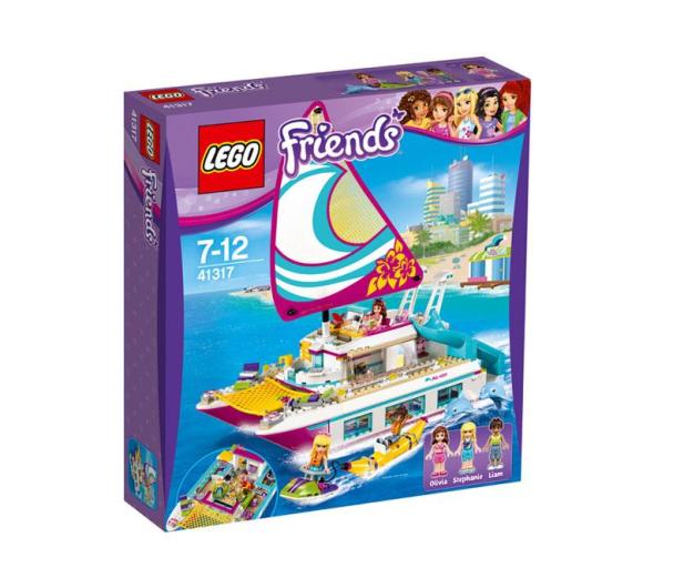 Lego Friends Słoneczny Katamaran Klocki Lego Sklep Internetowy