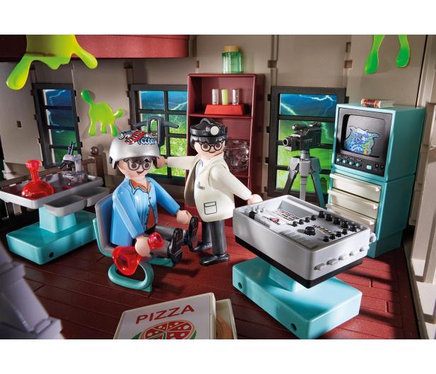 PLAYMOBIL Ghostbusters Pogromcy Duchów - Straż pożarna - 364378 - zdjęcie 3