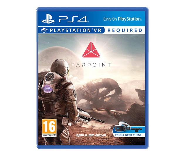 PlayStation Farpoint + PS VR Aim Controller - 365643 - zdjęcie 4