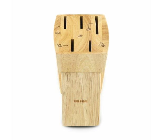 Tefal Zestaw 5 noży + drewniany blok K221SA14 - 365564 - zdjęcie 2