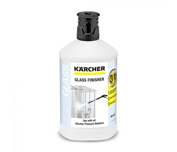 Karcher Glass finisher - środek do mycia szyb do myjek - 366272 - zdjęcie