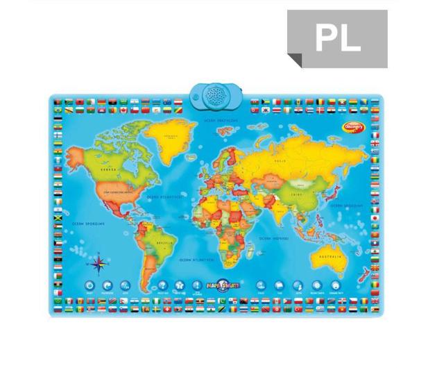 Dumel Discovery Interaktywna Mapa Świata 60853 - 305724 - zdjęcie