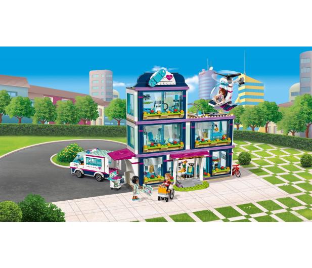 LEGO Friends Szpital w Heartlake - 367052 - zdjęcie 2