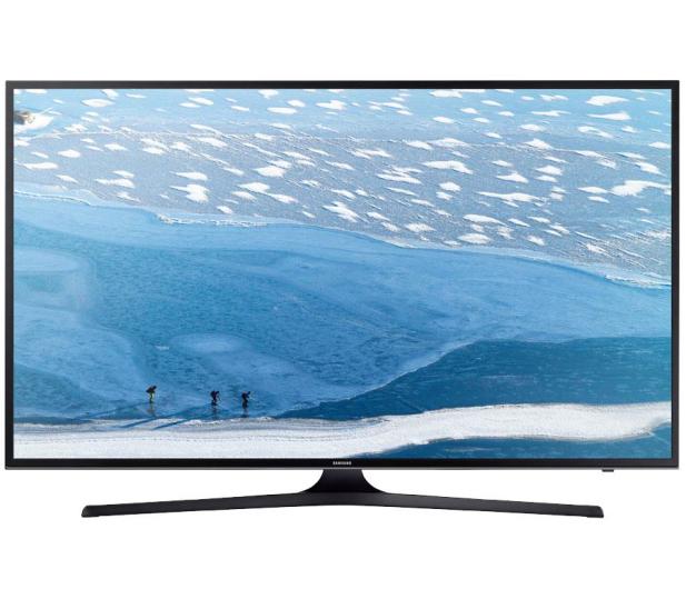 Samsung UE50KU6000 Smart 4K 1300Hz WiFi 3xHDMI USB HDR - 308157 - zdjęcie