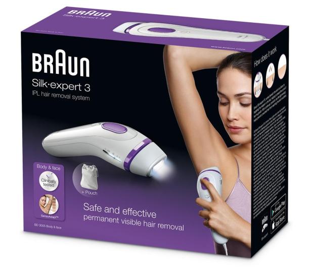 Braun Silk-expert 3 IPL BD3005 - 367442 - zdjęcie 6