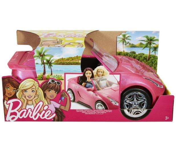 Barbie Różowy Kabriolet - 363601 - zdjęcie 4