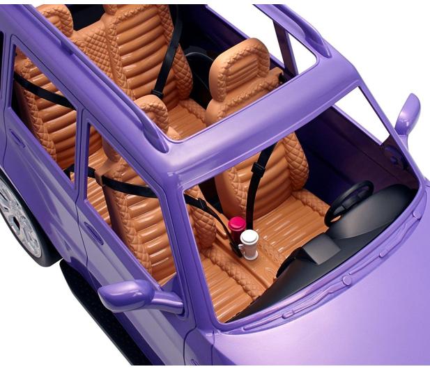 Barbie Fioletowy SUV - 363599 - zdjęcie 2