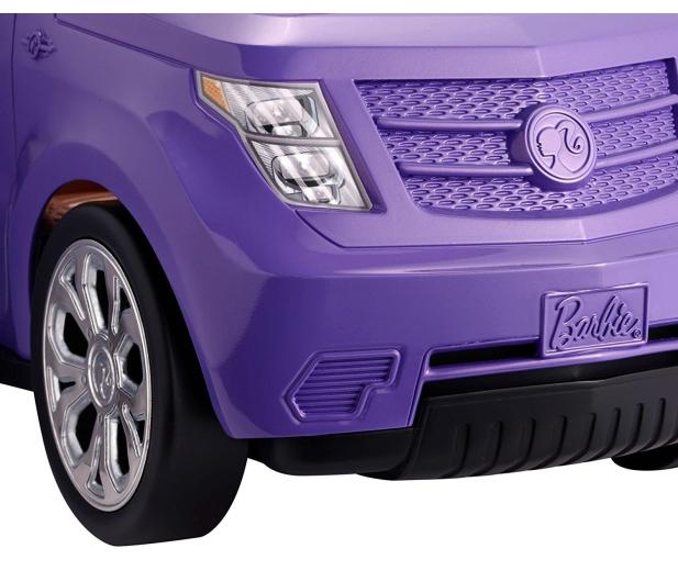 Barbie Fioletowy SUV - 363599 - zdjęcie 4