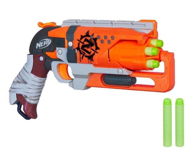 NERF Zombie Strike Hammershot - 357136 - zdjęcie