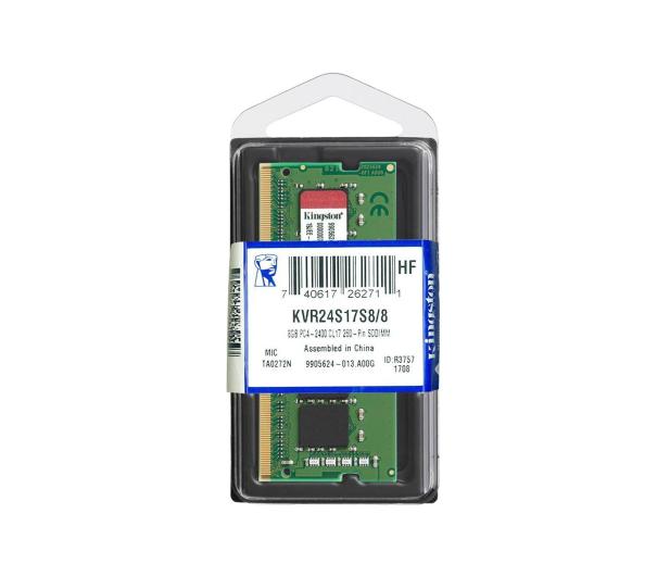 Kingston 8GB (1x8GB) 2400MHz CL17  - 369772 - zdjęcie 2