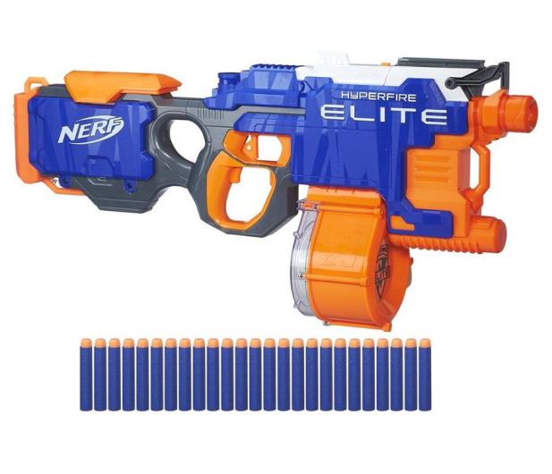 NERF N-Strike Elite Hyperfire - 318758 - zdjęcie