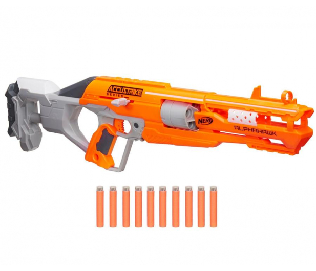 NERF N-Strike Elite Accustrike Alphahawk - 348172 - zdjęcie