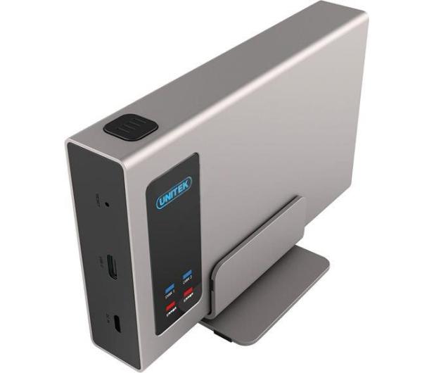 """Unitek Obudowa na 2x dysk 2.5"""" (USB 3.1, RAID) - 369897 - zdjęcie"""